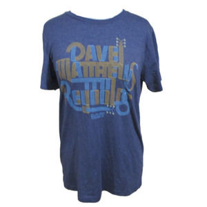 Dave Matthews Band 2017 Tour Shirt